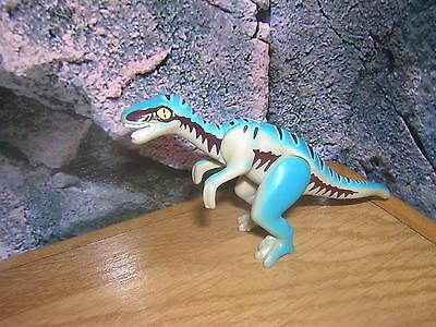 (a6/2) Dinosauri Dino Raptor 6687 Super 4 Brividi E Dolori