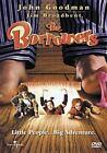 The Borrowers DVD 1997 John Goodman