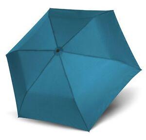 Doppler Zero,99 Regenschirm Accessoire Uni Ultra Blue Blau Neu QualitäTswaren Kleidung & Accessoires