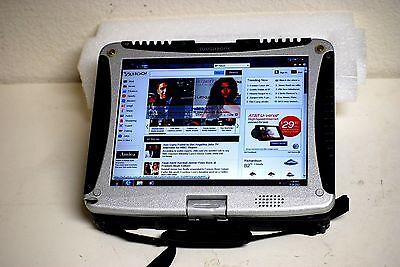 Panasonic Toughbook Cf19 Windows 7 Pro