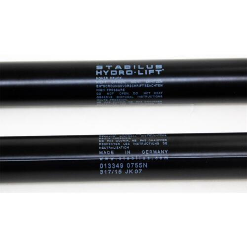 2x Original Stabilus Gasfeder LIFT-O-MAT Dämpfer Mercedes Viano Hecklappe 013349