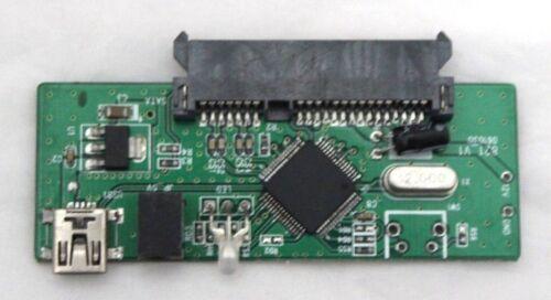 Mobile Accessories SATA to USB External PCB Board Kit w// Mini-USB Cable