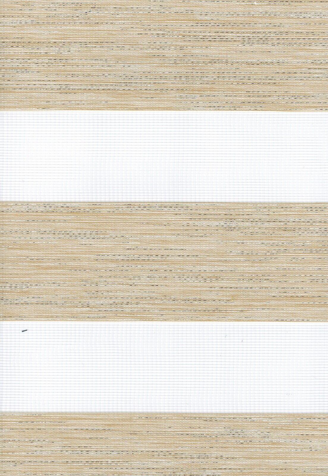 Art 431-101 taillé sur mesure Duo Rollo avec Treuil double store diHommes sion beige | élégante Et Gracieuse