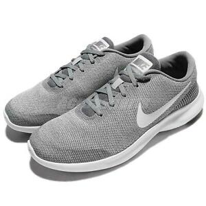 e2af24c7becbe Nike Flex Experience RN 7 VII Wolf Grey White Men Running Shoes ...