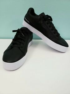 c9208ae318f35e PUMA x Black Scale Court 365918-01 Blvck Scvle Leather Sneakers ...