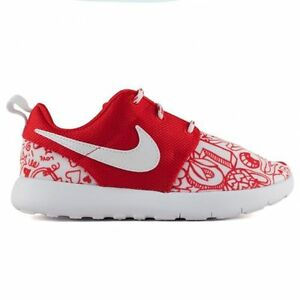finest selection 45d5e 0b25c Image is loading Nike-Roshe-One-Print-PS-749347-605-Gym-