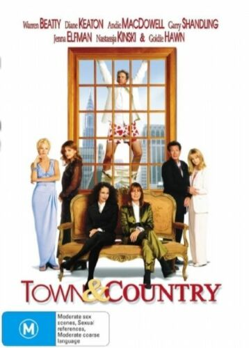1 of 1 - Town And Country (DVD, 2007)