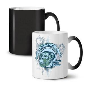 Funk Master Ape NEW Colour Changing Tea Coffee Mug 11 oz | Wellcoda