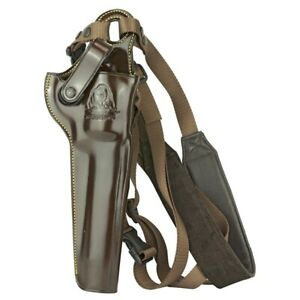 Galco-Kodiak-Shoulder-Holster-Fits-S-amp-W-500-w-8-375-034-Barrel-Right-Leather