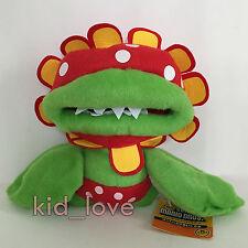 "New Super Mario Bros. Petey Piranha Plush Soft Toy Stuffed Animal Teddy Doll 7"""