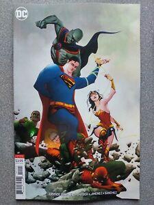 JUSTICE-LEAGUE-21b-2019-DC-Universe-Comics-VF-NM-Book