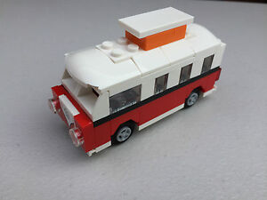 lego 40079 creator mini vw t1 camper van ebay. Black Bedroom Furniture Sets. Home Design Ideas