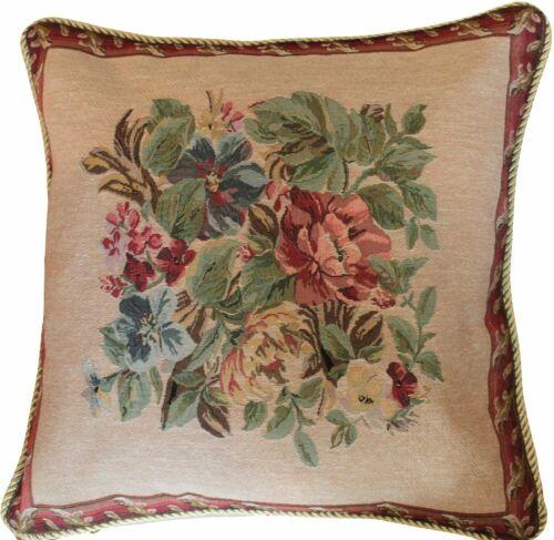 Spot 18x18 Tapisserie Tissé Accent Throw Pillow Sofa Pillow Cover housses de coussin