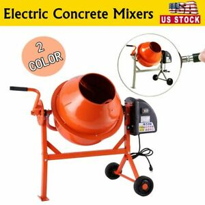 Portable-Electric-2-1-5cuft-Concrete-Cement-Mixer-Barrow-Machine-Mixing-Mortar