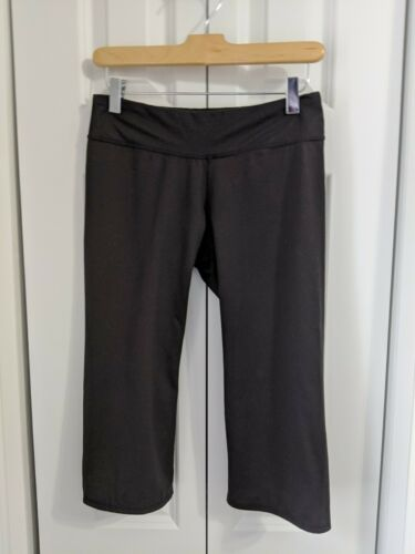 Women/'s Soybu Lotus For Cropped Athletic Pants Size Small Black