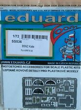 Eduard 1/72 SS536 Colour Zoom etch for the Airfix Nakajima B5N2 'Kate' kit
