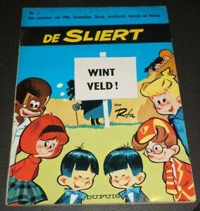 De-Sliert-1-De-Sliert-wint-veeld-Geld-1ste-druk-1965
