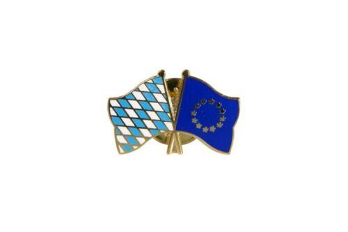 Europa Flaggen Pin Fahnen Pins Fahnenpin Flaggenpin Anstecker Bayern