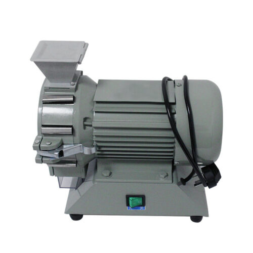 Micro plant grinding machine mini mill plant machine grinder soil pulverizer