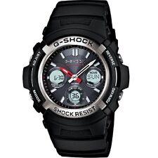 Casio G-Shock AWGM100-1A Atomic Solar Power Analog Digital Watch AWG-M100-1A