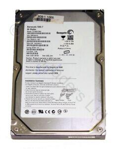 "80 GB - 3.5"" SATA Seagate ST380013AS - 9W2812-007  Hard Disk Drive [3319]"