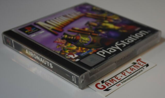 Aironauts NEW OVP PS1 NEU PSone (Sony PlayStation 1, 1999) PSone