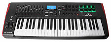 Novation IMPULSE 49 Ableton Live 49-Key MIDI USB Keyboard Controller