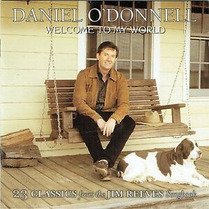 Daniel-O-039-Donnell-Welcome-To-My-World-CD