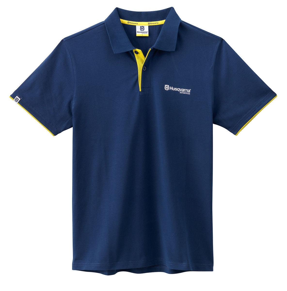 HUSQVARNA CLASSIC POLO   HUSQVARNA CASUAL CLOTHING   3HS1756103