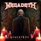 Th1rt3en by Megadeth (Vinyl, Dec-2012, 2 Discs, Roadrunner Records)