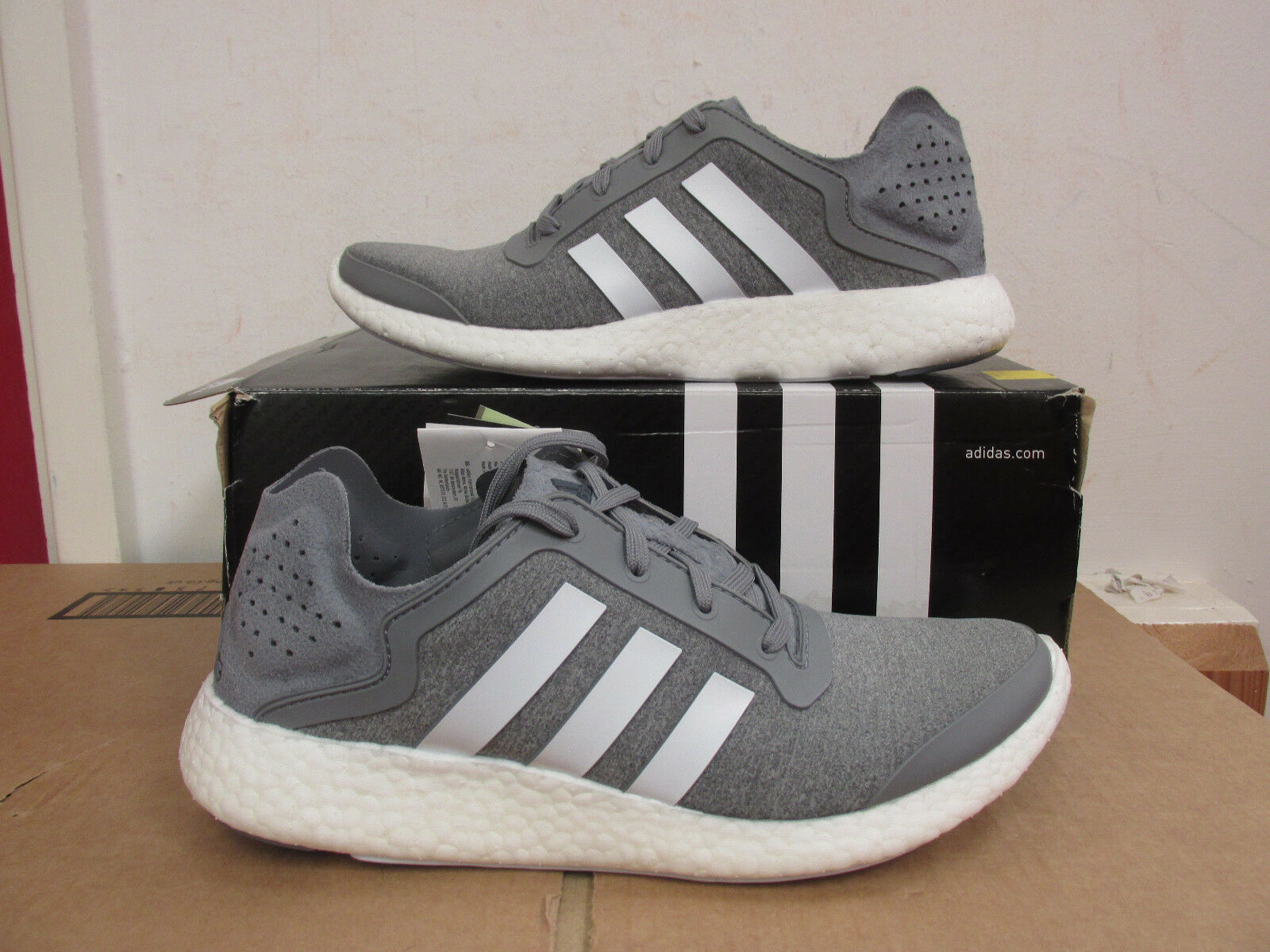 Adidas Pureboost Womens M22137 Running Trainers Sneakers shoes CLEARANCE
