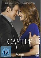 Castle - Die komplette 6. Staffel (Nathan Fillion - Stana Katic)     | DVD | 260