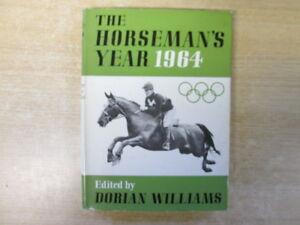 Good  The Horseman039s Year 1964   19630101 Edited by Dorian Williams 160 pag - Ammanford, United Kingdom - Good  The Horseman039s Year 1964   19630101 Edited by Dorian Williams 160 pag - Ammanford, United Kingdom