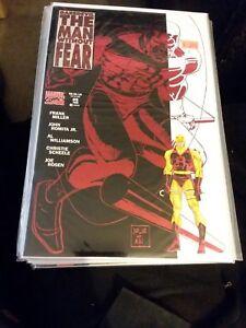nowy koncept niska cena kody promocyjne Details about Daredevil: The Man Without Fear #5 VF/NM ConditIon (Frank  Miller/John Romita Jr)