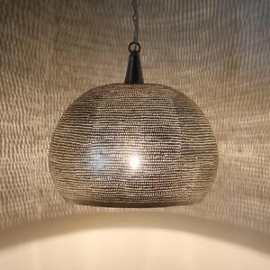 Orientalische-Marokkanische-Lampe-Laterne-Haengelampe-Haengelaterne-Tanta-D32