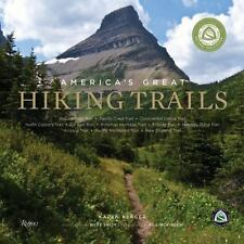 AMERICA'S GREAT HIKING TRAILS -  (HARDCOVER) NEW