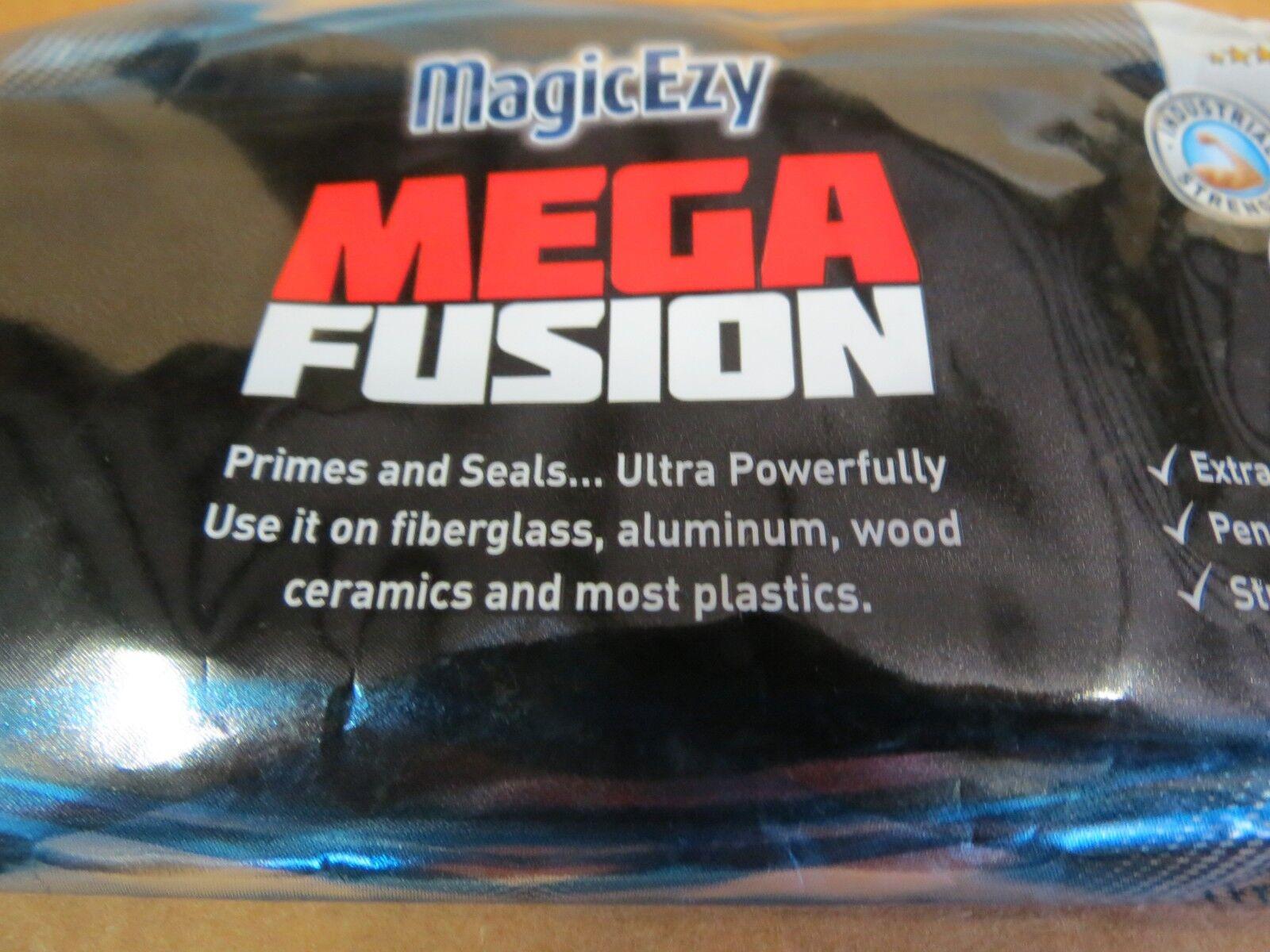 MagicEzy MEGA FUSION Aluminum Wood Ceramics Primes and Seals Fiberglass