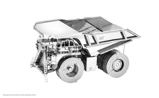 Fascinations Metal Earth Freightliner COE TRUCK 3D Laser Cut Model Kit MMS145