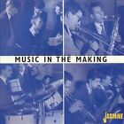 Music in the Making by Jimmy Deuchar/Don Rendell/Phil Seamen & Others (CD, Aug-2001, Jasmine Records)
