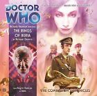 The Rings of Ikiria by Richard Dinnick (CD-Audio, 2012)