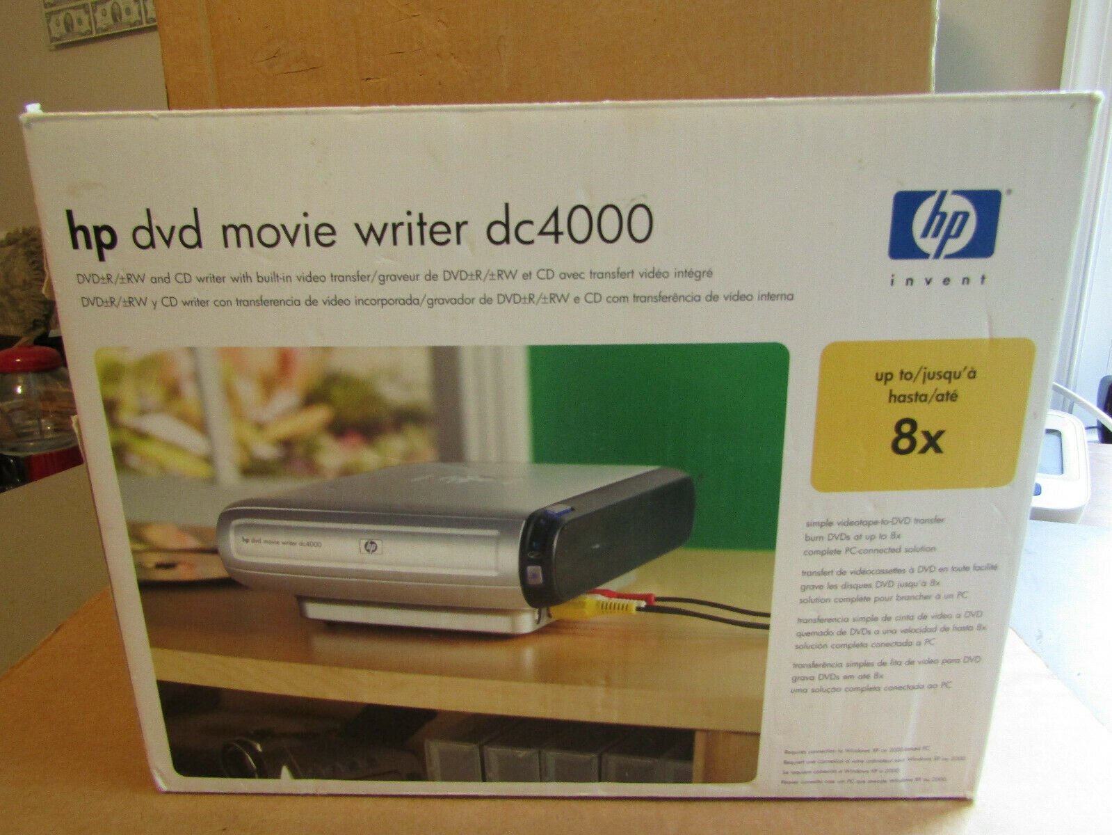 HP MOVIE WRITER DC4000 DRIVERS FOR WINDOWS
