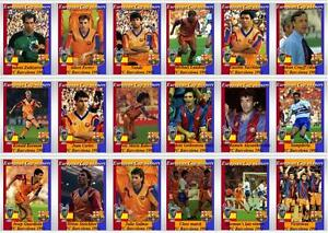 fc barcelona european cup winners 1992 football trading cards ebay details about fc barcelona european cup winners 1992 football trading cards