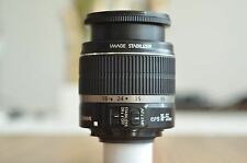 Canon EF-S18-55mm f/3,5-5,6 IS Image-Stabilizer Objektiv -Sehr guter Zustand