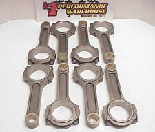 8 New Oliver 600 I Beam Rods 2100 Large Journal 927 Wrist Pin Chevy