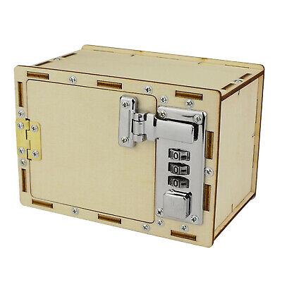 Kongming Schloss Intelligenz Denkaufgabe IQ Denkspiel Magische Box aus Holz