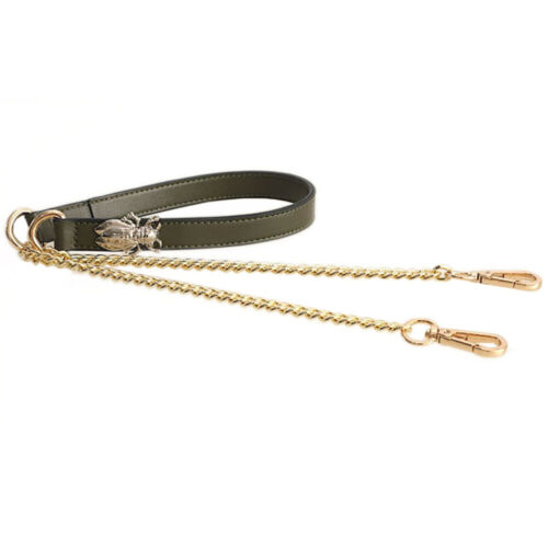 DIY Replacement Cicada Purse Chain Strap Handle Shoulder Handbag Bag Metal PU
