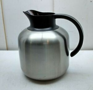 Details About Ikea Stainless Steel 199 55 Vacuum Flask Coffee Tea Thermos Pot Carafe No Lid