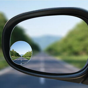 2X-Car-RearView-Mirror-Wide-Angle-Adjustable-Blind-Spot-Side-Parking-Mirror