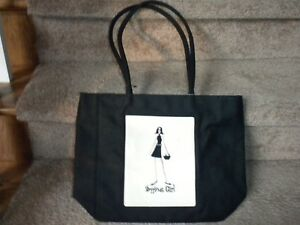 Image Is Loading Marshall Field 039 S Pers Black Tote