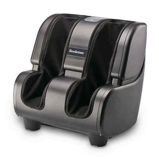 Brookstone Foot & Calf Massager (B-FMS-1200J)
